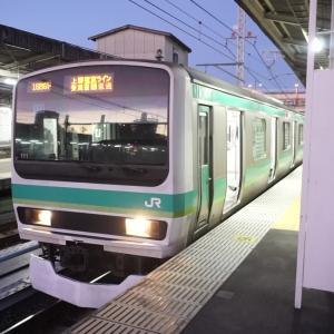 【通勤列車最速】TXなんかに負けないぜ!常磐線快速に乗ろう。