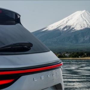 レクサス新型NXが6月12日に世界初披露されます!