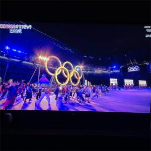 東京オリンピック 開会式