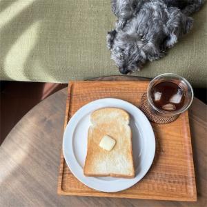 コメダ珈琲店の食パン