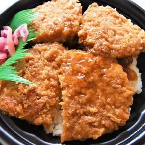 ローソンの関東限定タレかつ丼と叙々苑監修特製サラダ