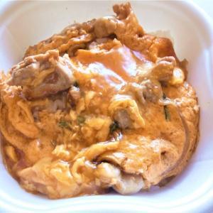 セブンイレブンのお蕎麦屋さんの味!特製親子丼は優しいお味