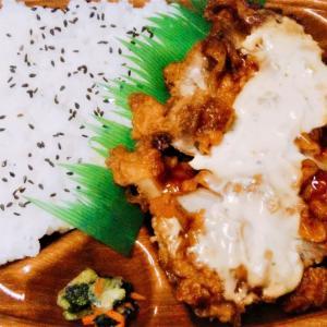 ミニストップの特製タルタルソースのチキン南蛮弁当はこってりマヨたまの旨味