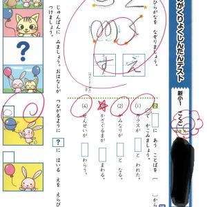 栄光ゼミナール 入学前学力診断テスト 国語