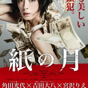 平成26年(2014年)の映画   宮沢りえの「神の月」をレビュー!