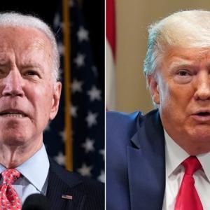 米大統領選 最新世論調査で、バイデンが大幅にリード! トランプ危うし!
