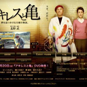 北野武映画「アキレスと亀 」 絵描きを続けるということは何かを考えさせられるヒューマンドラマ。