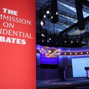 米大統領選 第2回討論会が22日開催される! 相手の発言時にマイクを切る方法を導入!