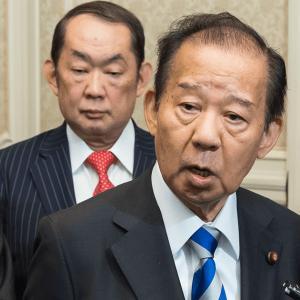 笑える二階幹事長 口下手な菅総理に「地方の人に哲学を語れ」と! 自民党に未来なし!