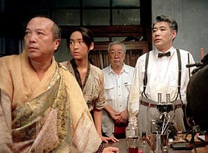松坂慶子の映画 「カンゾー先生」 今村昌平監督による柄本明主演の異色作!