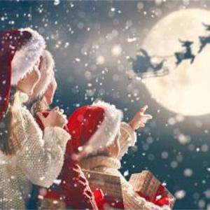 クリスマスのサンタクロースはすごく大変