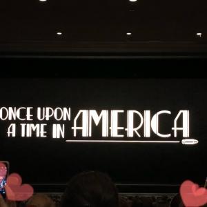 雪組 『ワンスアポンアタイムインアメリカ』観劇に寄せて
