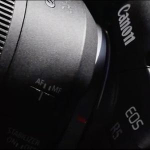 Canon R5 熱問題など