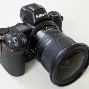 Nikon Z 14-30mm F/4 Sレンズを入手しました