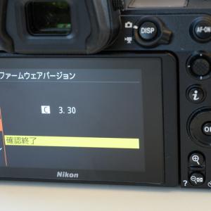 Nikon Zレンズのフォーカス位置