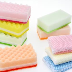 食器洗い用スポンジの汚れがストレスになる