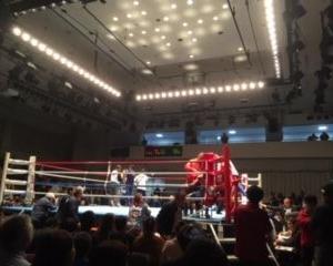 井上vs永田、清水vs殿本。ボクシング、後楽園ホールへの帰還。