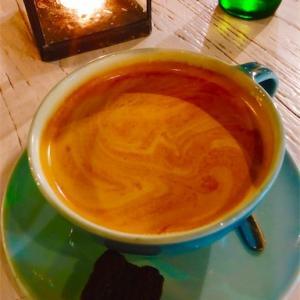 サヌールで美味しいコーヒー