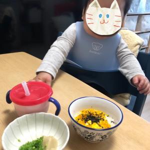 離乳食とサイト作り