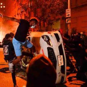 アメリカの暴動が大統領選に与える影響