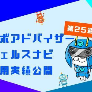 【金(GLD)安定】ウェルスナビ運用実績&分配金25週目