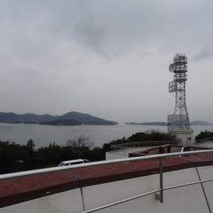 四国(坂出・松山・高知・鳴門)に行く(2019.2)43.与島PA