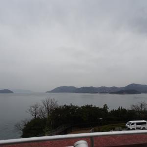 四国(坂出・松山・高知・鳴門)に行く(2019.2)44.与島PA
