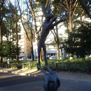 名古屋に行く(2019.1) 182.白川公園