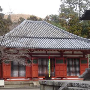 奈良に行く(2019.1)143.東大寺