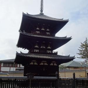 奈良に行く(2019.1)198.興福寺
