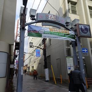 奈良に行く(2019.1)213.奈良小西さくら通り商店街