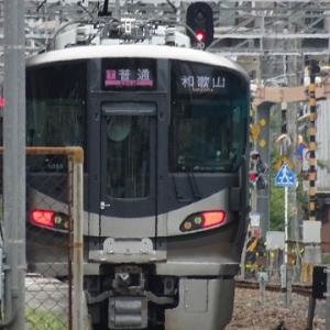 高田・五位堂に行く(2019.7)51.和歌山駅行き普通
