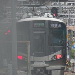 高田・五位堂に行く(2019.7)53.和歌山駅行き普通