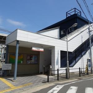 和歌山に行く(2019.8)23.南海尾崎駅