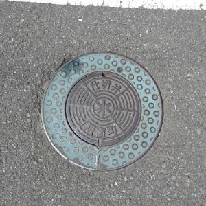 和歌山に行く(2019.8)24.阪南市(阪南町)のマンホール