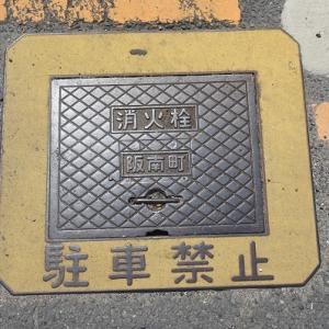 和歌山に行く(2019.8)31.阪南市のマンホール