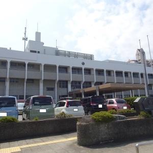 和歌山に行く(2019.8)33.阪南市役所