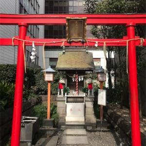 【神社参拝シリーズ】有楽稲荷神社