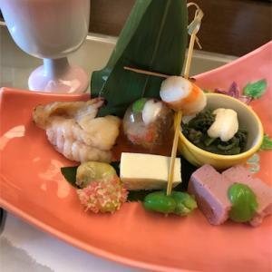 京都の食べ物がおいしかった