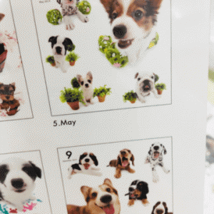 THE DOG オールスターカレンダー2019
