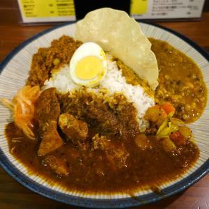 新宿のカレー専門店【FISH】