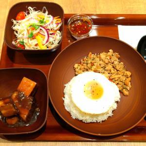 CIAL横浜のタイ料理店【ガパオキッチン】のデリプレート