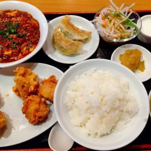 町田の中華料理店【林華飯店】の定食