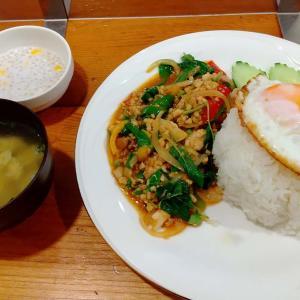 藤沢のタイ料理店【セーンスック】のガパオガイ