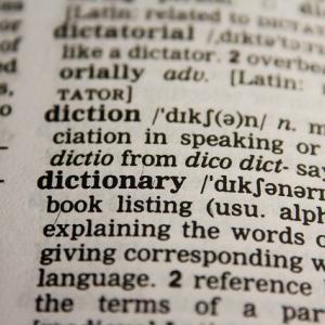文章を書くときは辞書を引くなという意見があったので、ガンダムで例えて反論する