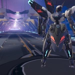 【機動都市X】久し振りにロボットに追われながらロボットに乗らないプレイする!【バトロワ】