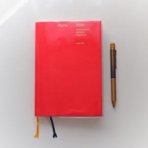 ADHD対策の仕事手帳(模索中)
