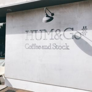 野々市市のカフェ「ハムアンドゴー(HUM&Go)」でゆったりお勉強!