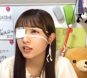 【アイドル】アイドルを悩ますあの病気と眼帯萌え【アイドル】