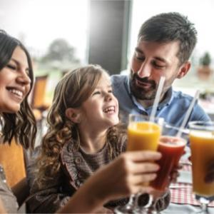 【マリオットの隠れたお宝特典】子ども朝食無料or半額で食事料金をお得にする方法!